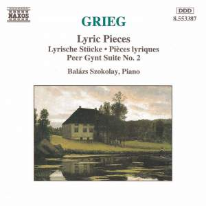 Grieg: Lyric Pieces & Peer Gynt Suite No. 2