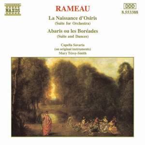 Rameau: La Naissance d'Osiris
