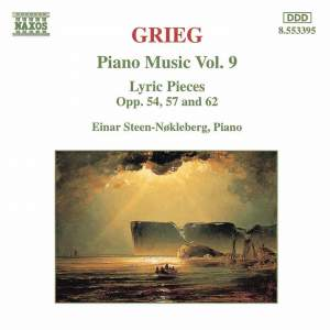 Grieg: Piano Music. Vol. 9 Product Image