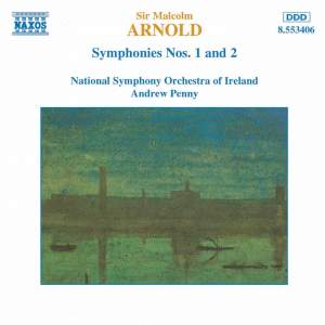 Arnold - Symphonies Nos. 1 & 2 Product Image