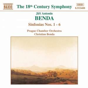 Benda: Sinfonias Nos. 1-6
