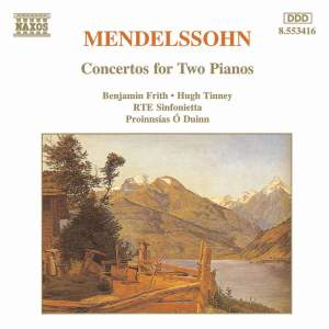 Mendelssohn: Concertos for Two Pianos Product Image