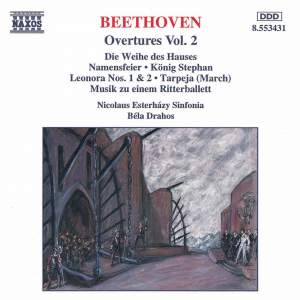 Beethoven: Overtures, Vol. 2 Product Image