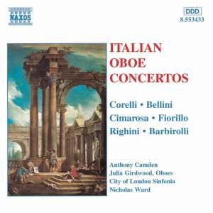Italian Oboe Concertos, Vol. 1 Product Image