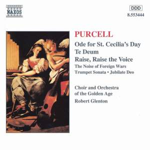 Purcell: Ode for St Cecilia's Day, Te Deum & other choral works