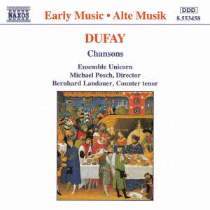 Dufay: Chansons Product Image