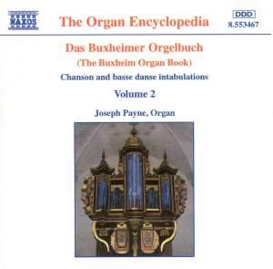 Das Buxheimer Orgelbuch, Vol. 2
