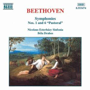 Beethoven: Symphonies Nos. 1 & 6 Product Image