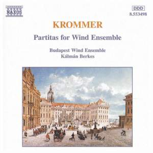 Krommer - Partitas for Wind Ensemble Product Image