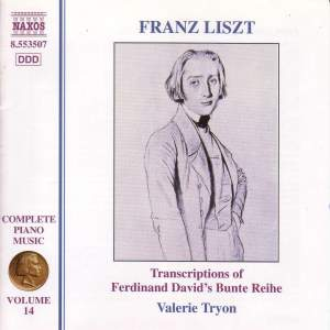 Liszt: Complete Piano Music Volume 14 Product Image