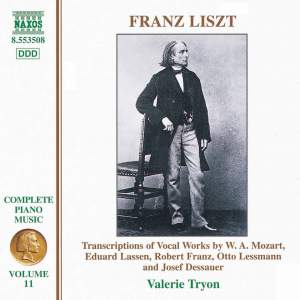 Liszt: Complete Piano Music Volume 11 Product Image