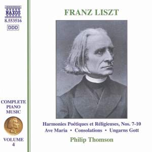 Liszt: Complete Piano Music Volume 4 Product Image