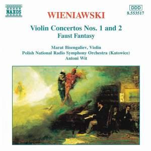 Wieniawski: Violin Concertos