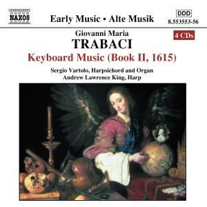 Trabaci: Keyboard Music Book II, 1615 Product Image