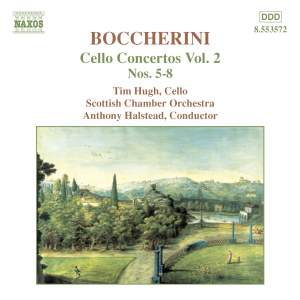 Boccherini: Cello Concertos, Vol. 2