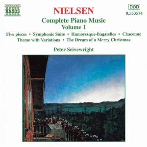 Nielsen: Complete Piano Music Vol. 1 Product Image