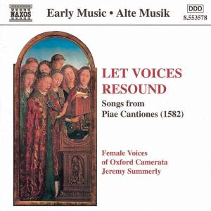 Let Voices Resound: Songs from Piae Cantiones Product Image
