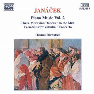 Janacek: Piano Music Vol. 2