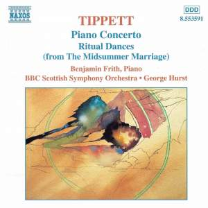 Tippett: Ritual Dances & Piano Concerto Product Image