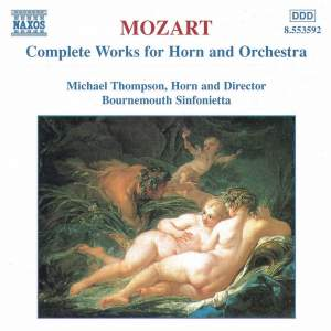 Mozart: Complete Works For Horn And Orchestra