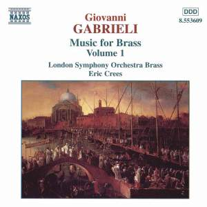 Giovanni Gabrieli: Music For Brass, Vol. 1 Product Image