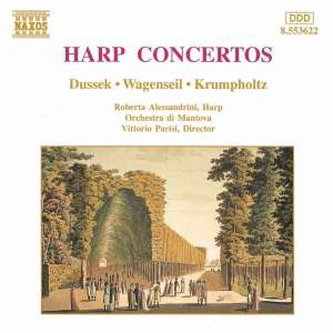 Harp Concertos Product Image