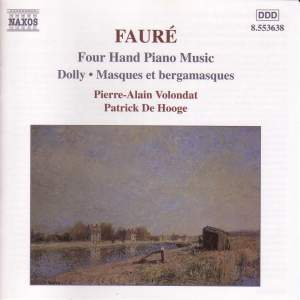 Faure: Piano Music For Four Hands Product Image