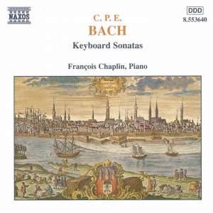 C. P.E. Bach: Keyboard Sonatas Product Image