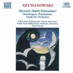 Szymanowski: Harnasie (ballet pantomime) Product Image