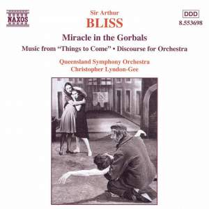 Bliss: Discourse for Orchestra, etc.