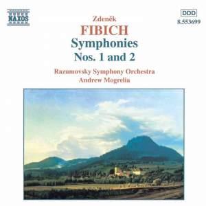 Fibich: Symphonies Nos. 1 & 2 Product Image