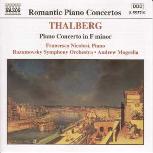Thalberg: Piano Concerto Product Image