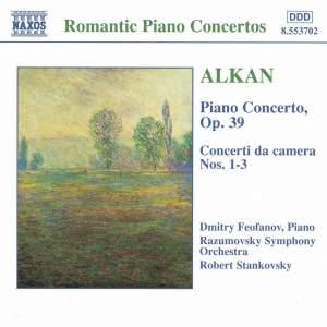 Alkan: Piano Concerto
