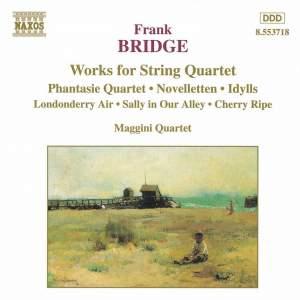 Frank Bridge - Works for String Quartet Product Image