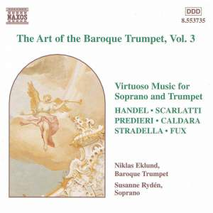 The Art of the Baroque Trumpet, Vol. 3