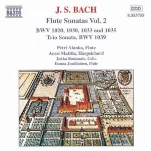 J. S. Bach: Flute Sonatas, Vol. 2 Product Image