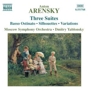Arensky - Three Orchestral Suites
