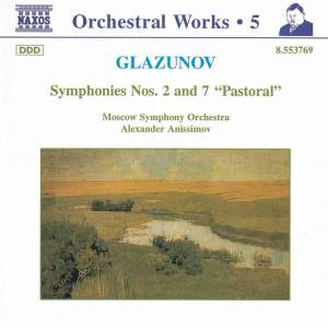 Glazunov - Orchestral Works Volume 5 Product Image