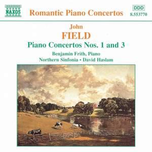 Field: Piano Concertos Nos. 1 & 3 Product Image