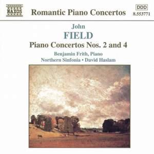 Field: Piano Concertos Nos. 2 & 4 Product Image