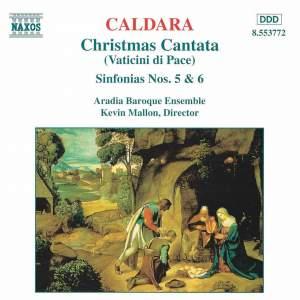 Caldara: Christmas Cantata Product Image