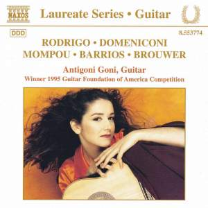 Guitar Recital: Antigoni Goni
