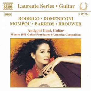 Guitar Recital: Antigoni Goni Product Image