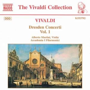 Vivaldi: Dresden Concertos, Vol. 1 Product Image