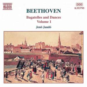 Beethoven: Bagatelles And Dances, Vol. 1 Product Image