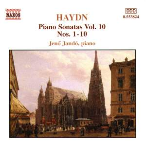 Haydn - Piano Sonatas Volume 10 Product Image