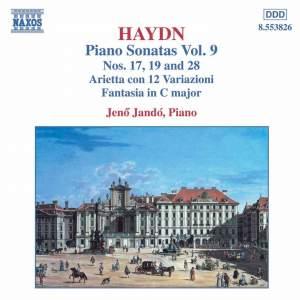Haydn - Piano Sonatas Volume 9 Product Image