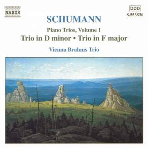 Schumann: Piano Trios, Vol. 1 Product Image