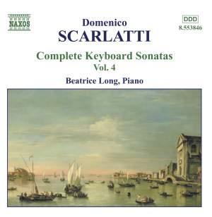Scarlatti - Complete Keyboard Sonatas Volume 4 Product Image
