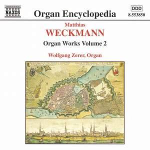 Matthias Weckmann: Organ Works Vol. 2 Product Image